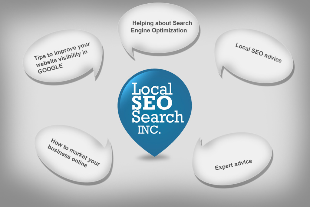 Local SEO Search first blog post