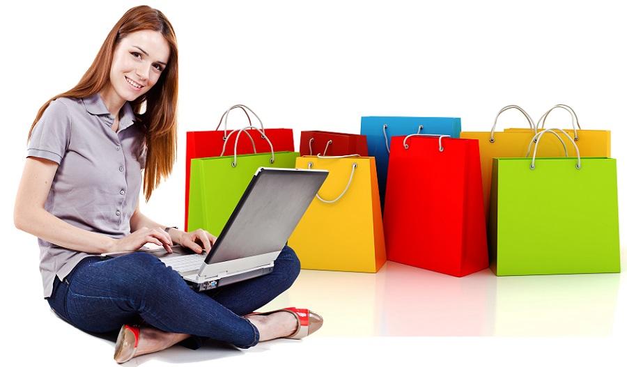 girl-shopping-online