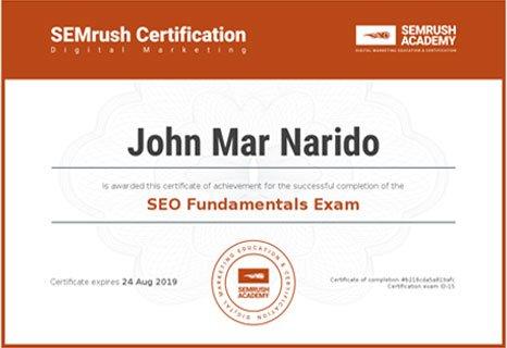 johnmar-certificate