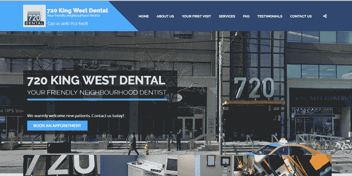 720 king west dental