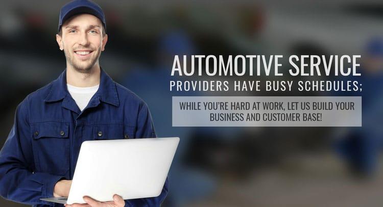 Car Repair Online Advertising