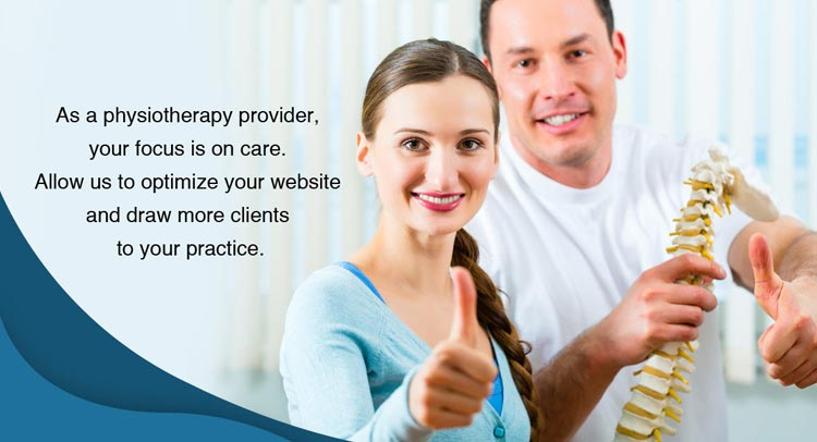 Physiotherapy Online Advertising