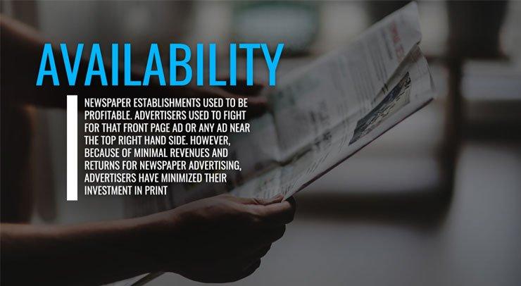 seovsnewpaper-Availability