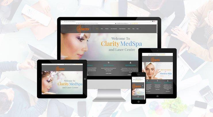 WordPress Theme Website