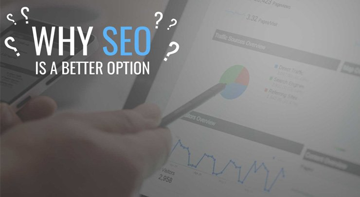 why seo is the better option