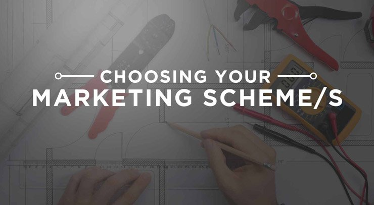 choosing-your-marketing-schemes