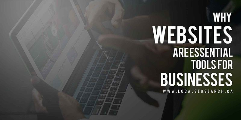 Why Websites Are Essential Tools for Businesses