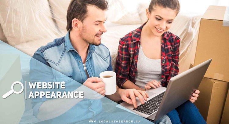 website-appearance