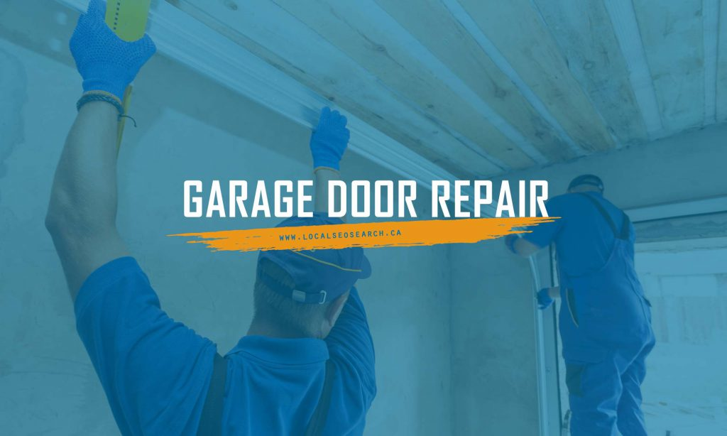 Garage Door-Repair