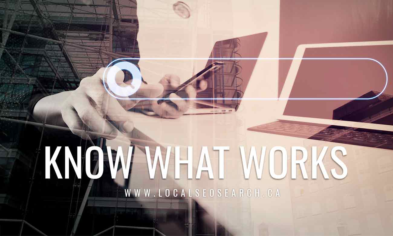 Know-what-works