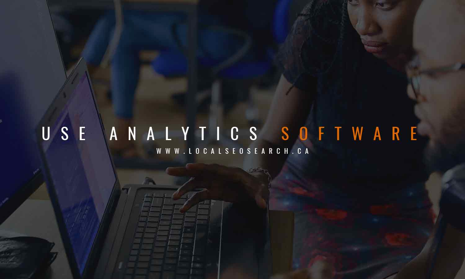 Use-analytics-software