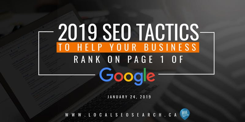seo tactics to help your business