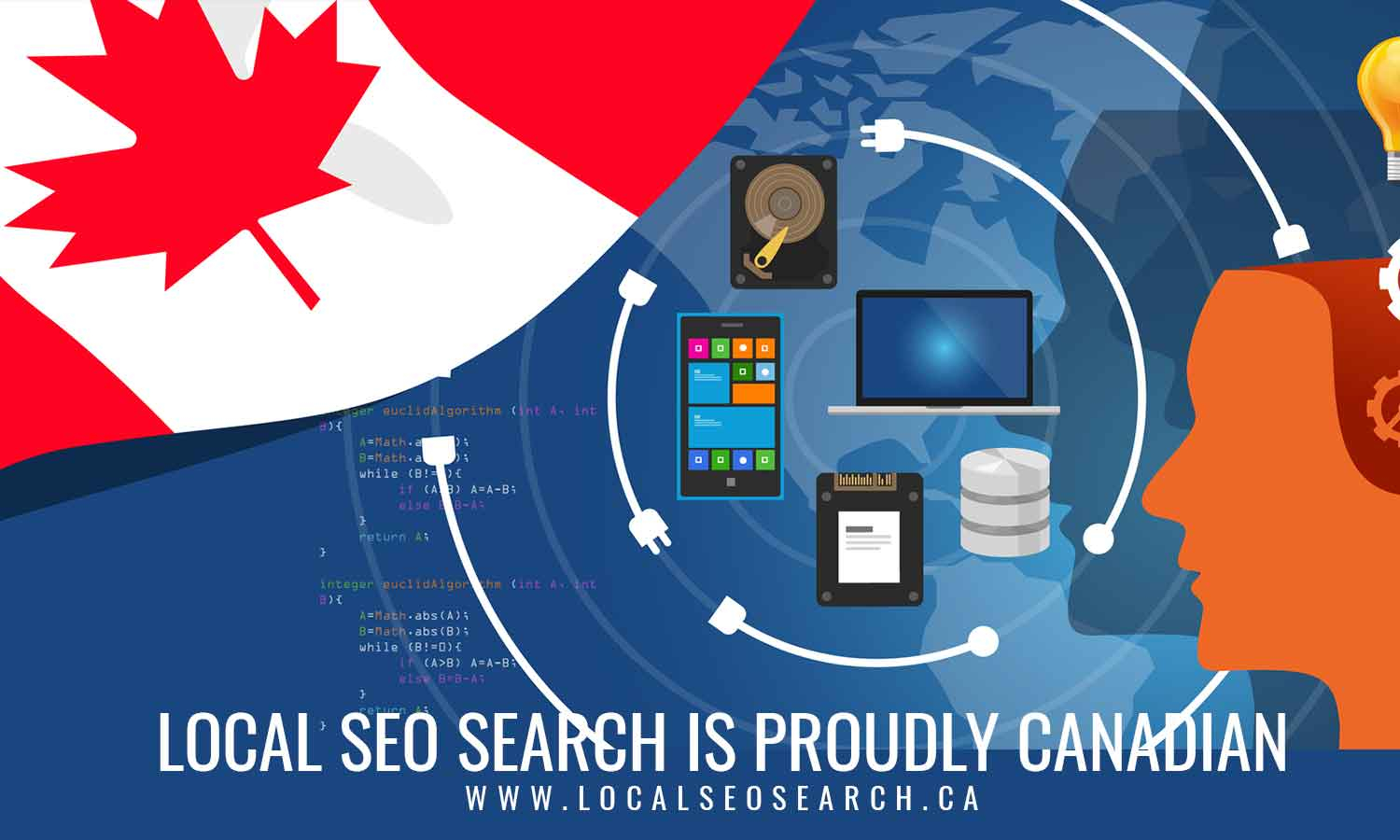 Local SEO Search is proudly Canadian