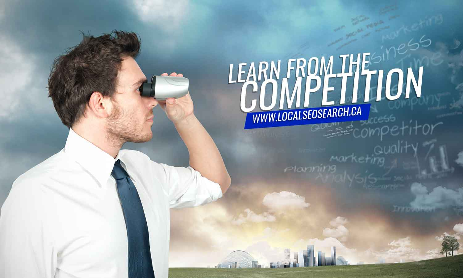 Learn from the competition