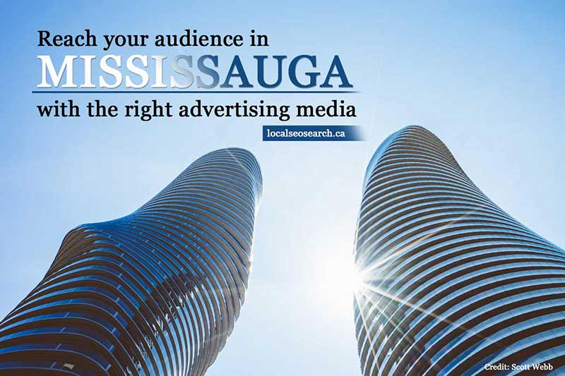The Complete Advertising Guide: Mississauga