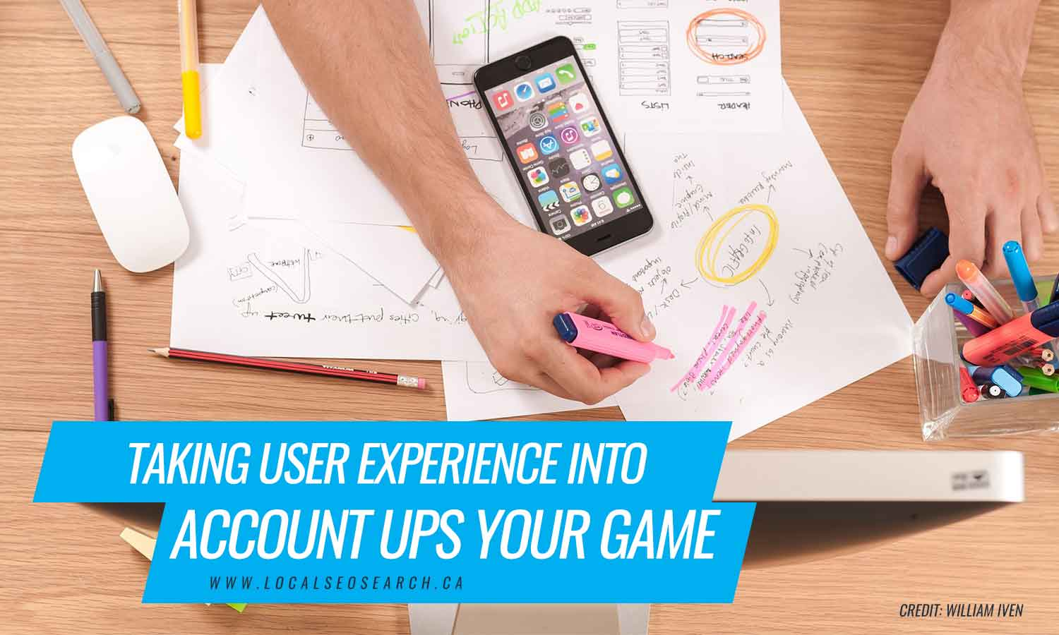 Taking user experience into account ups your game