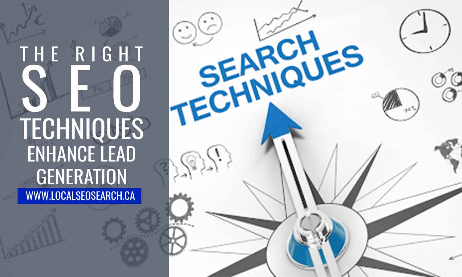 right SEO techniques enhance lead generation