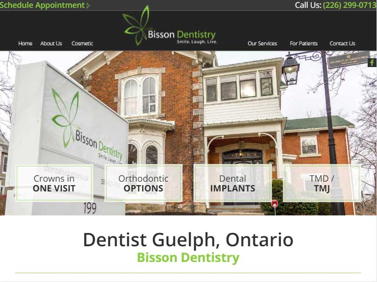 Bisson Dentistry