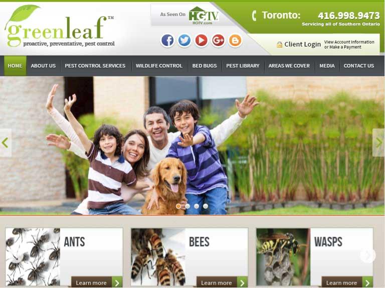 Green Leaf Pest Control