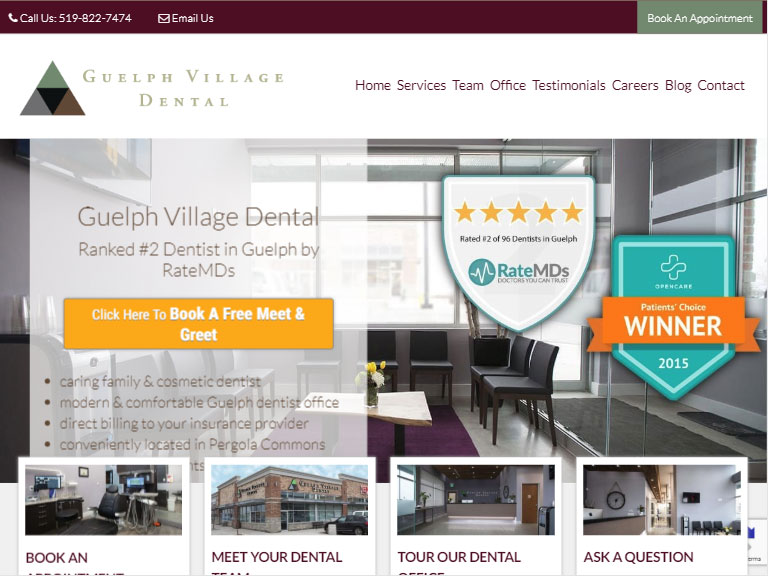 Guelph Village Dental