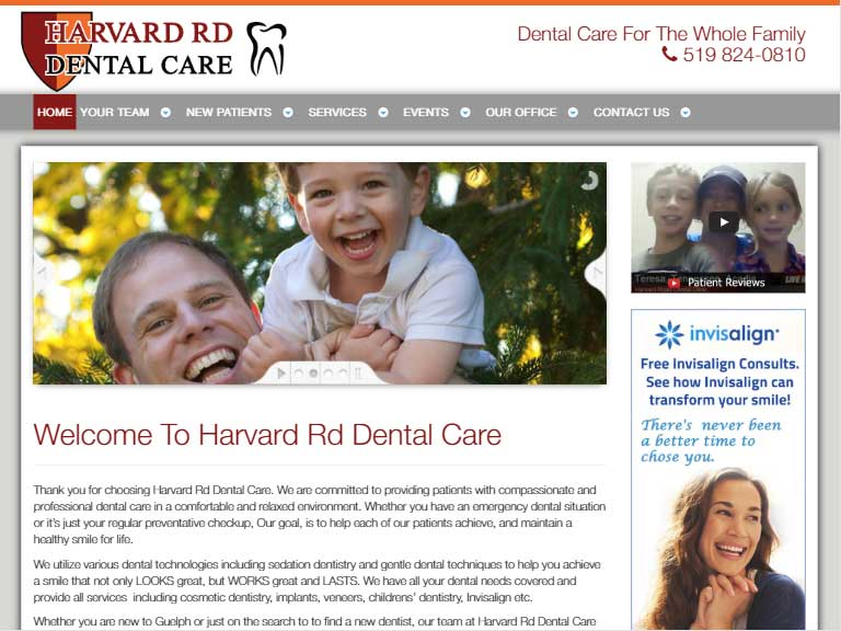 Harvard Rd Dental Care