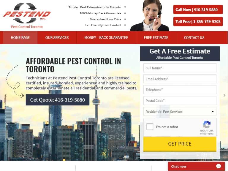 Pestend Pest Control