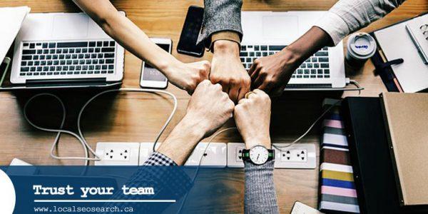 Trust-your-team