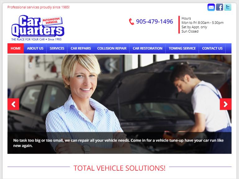 Car Quarters
