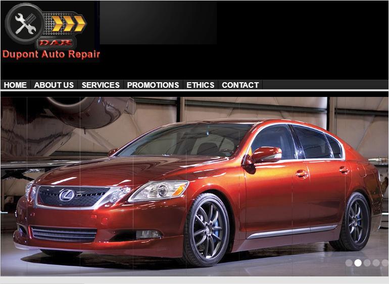 Dupont Auto Repair
