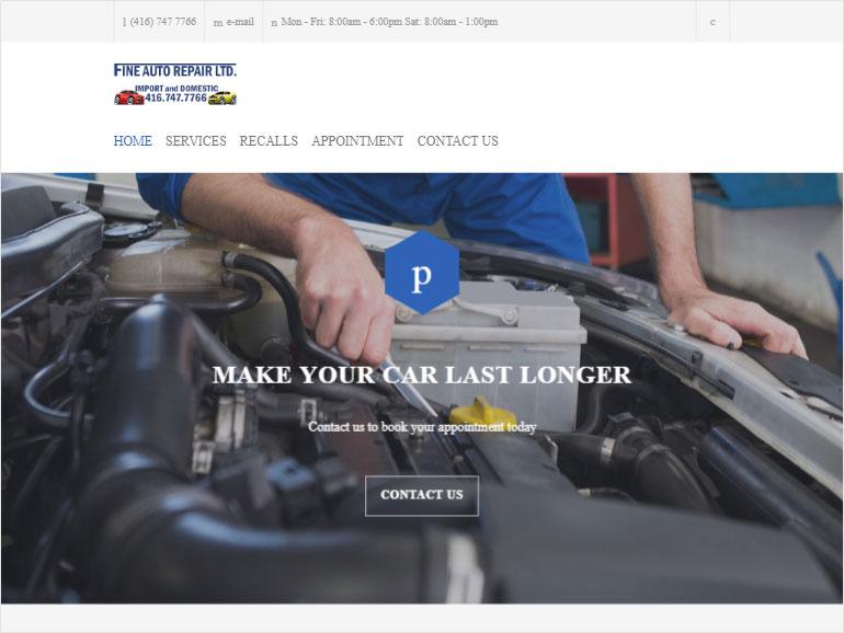 Fine Auto Repair