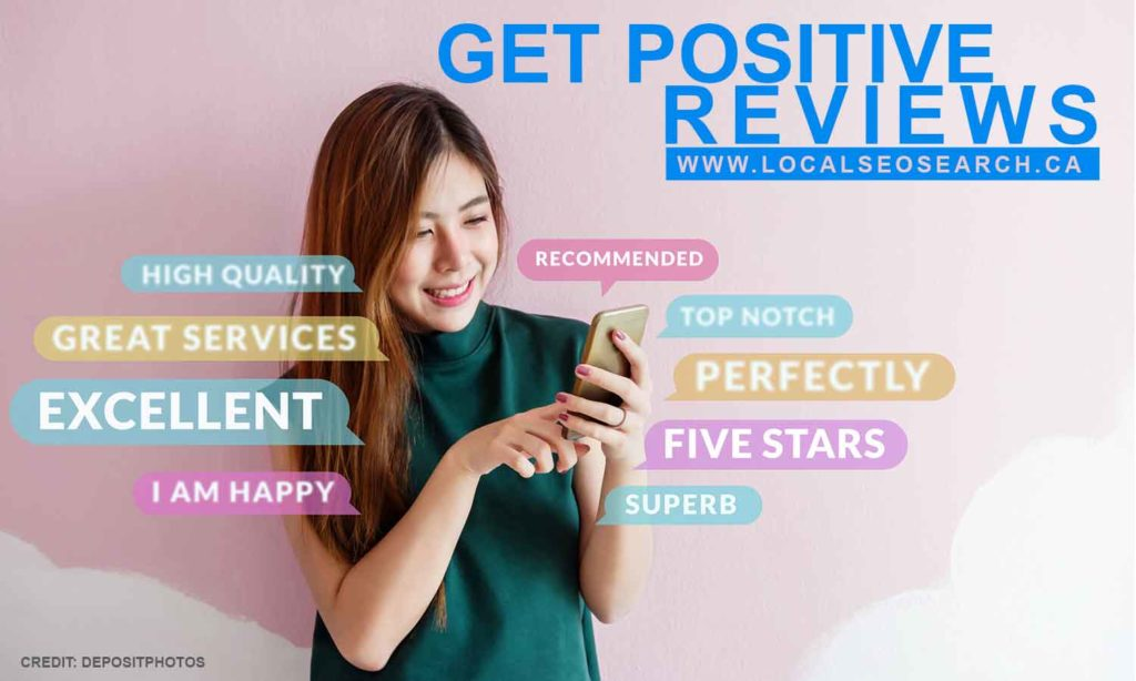 Get a Positive Reviews