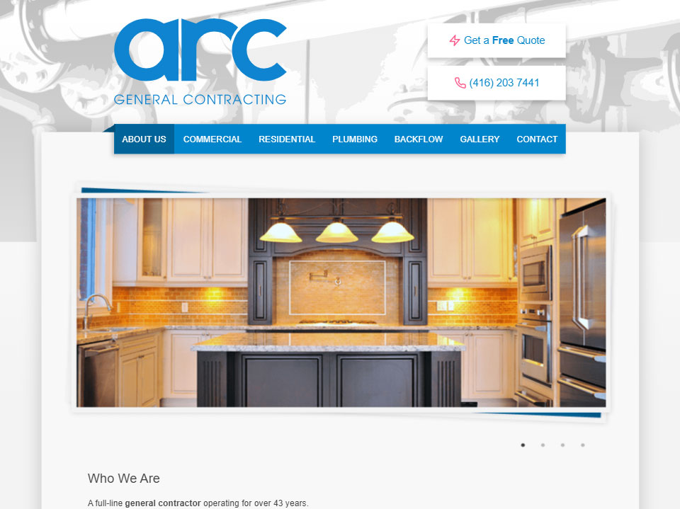 ARC General Contracting