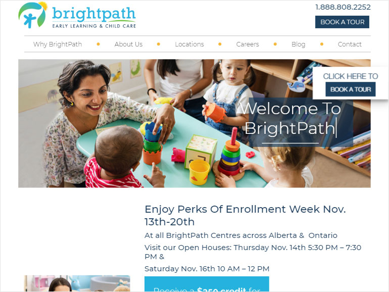BrightPath Early Learning & Child Care