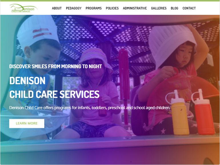 Denison Child Care Services