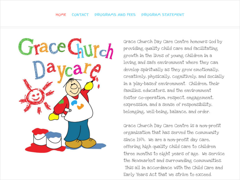 Grace Church Daycare