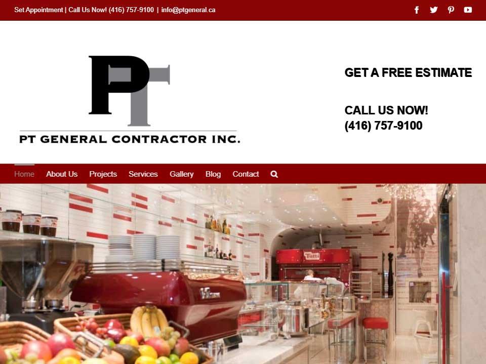 PT General Contractor