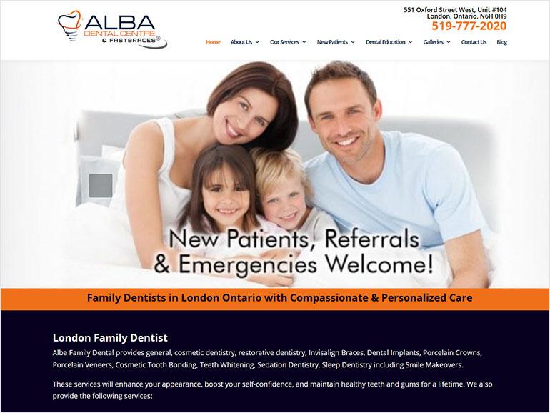 Alba Dental Centre