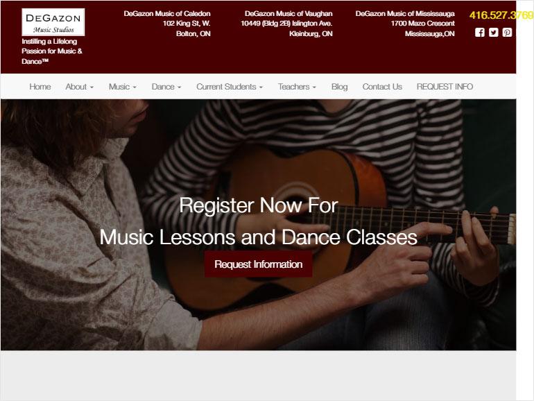 DeGazon Music Studios