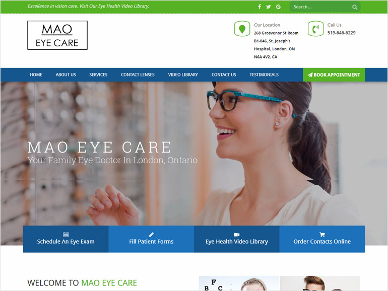 Mao Eye Care