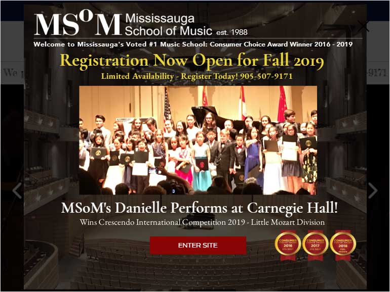 Mississauga School of Music
