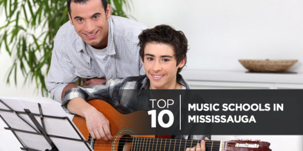 Top 10 Music Schools in Mississaug