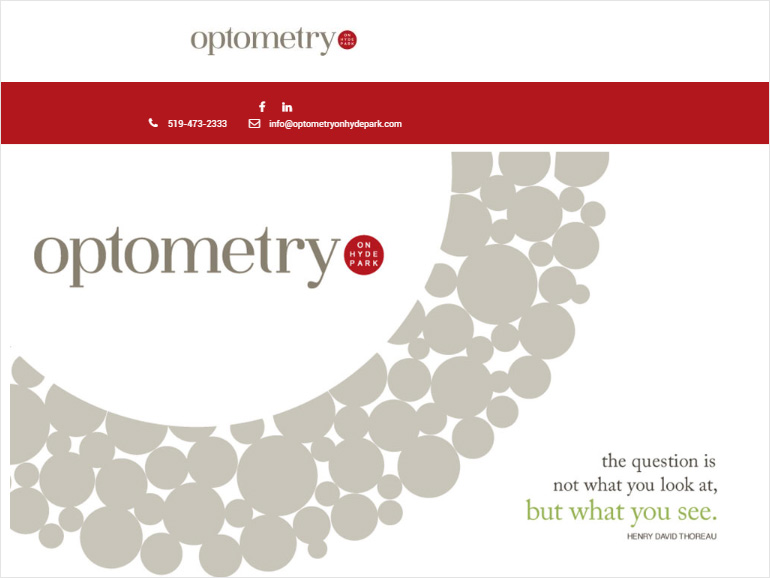 Optometry on Hyde Park