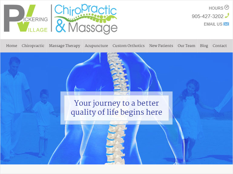 Pickering Village Chiropractic and Massage