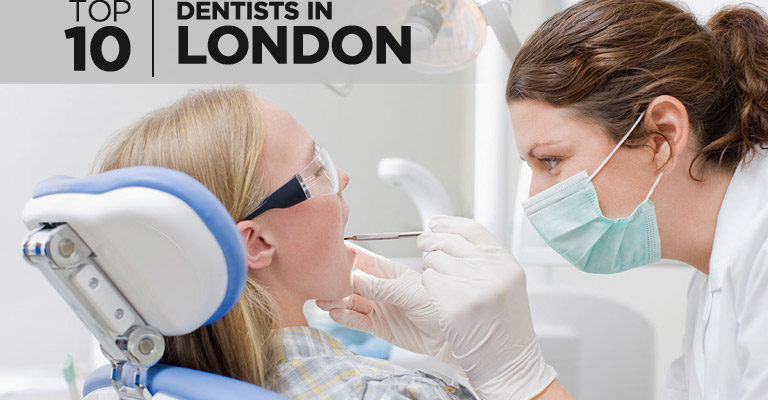 Top 10 Dentists in London