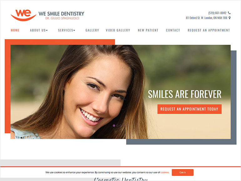 We Smile Dentistry