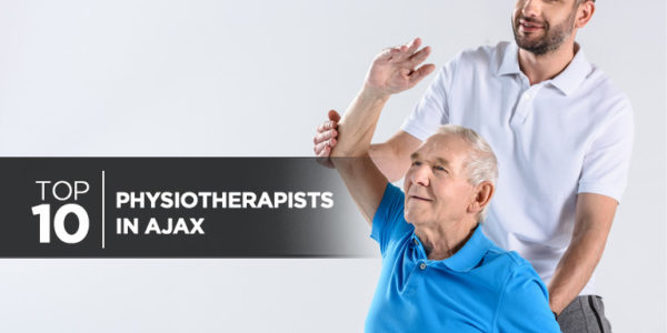 Top 10 Physiotherapists in Ajax