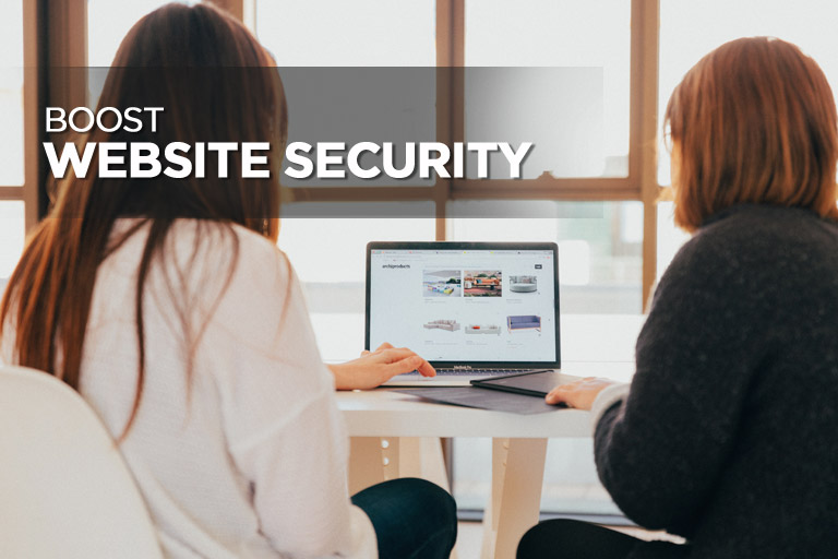 Boost Website Security