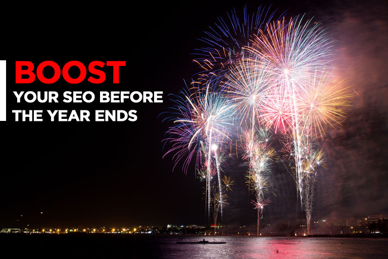 Boost Your SEO Before the Year Ends