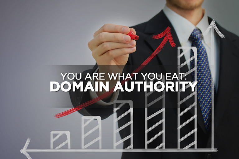 You Are What You EAT: Domain Authority