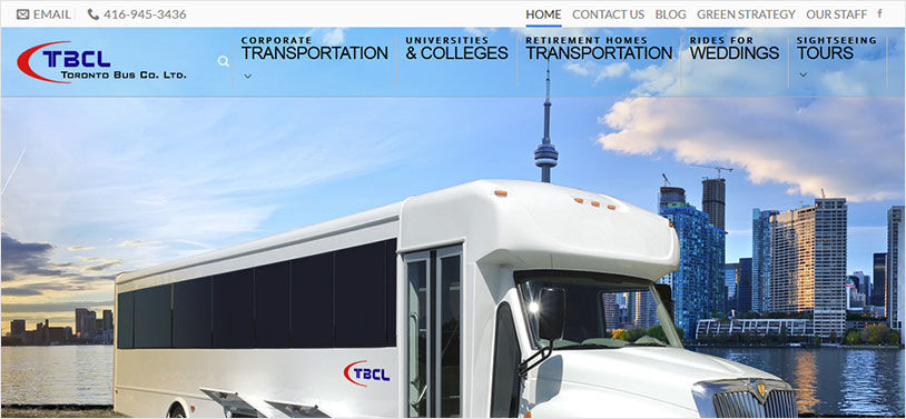 Toronto Bus Company Ltd